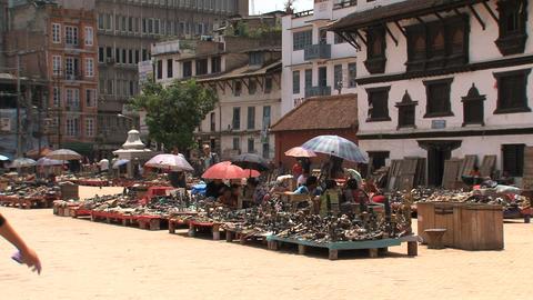 Nepal 098 Stock Video Footage