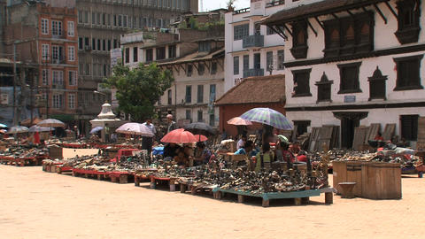 Nepal 098 Stock Video Footage