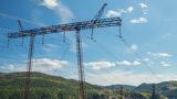 Electricity pylon, Time Lapse Footage