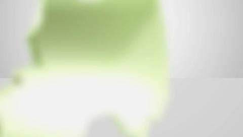 H Dmap b 07 fukushima Stock Video Footage