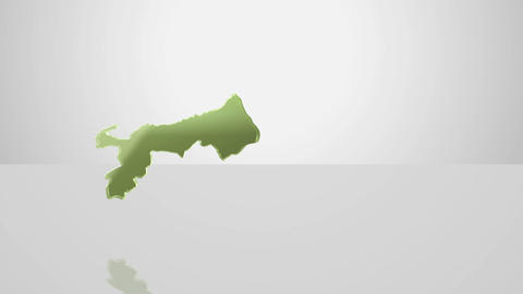 H Dmap b 31 tottori Stock Video Footage