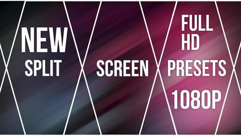 New Split Screen PRESETS FullHD