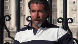 Handsome Caucasian European Man Live Action