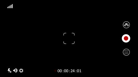 Phone Recording Screen 01 Animation