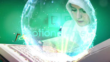 Read The Quran After Effects Template