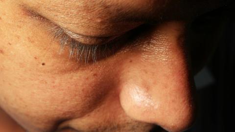 Human Eyes Footage