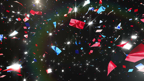 Confetti 5 LookUp Fix 4XB 4k Animation