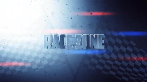 Race Zone - Title design After Effects Template