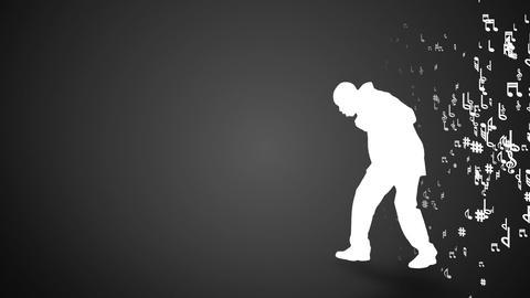 Dance Man Animation