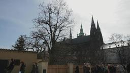 City Of Prague In Czech Republic Live Action