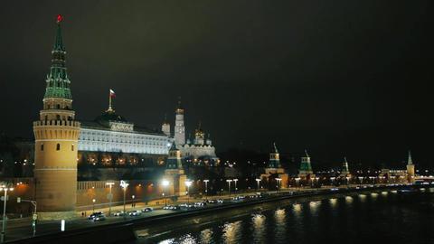 Moscow kremlin Footage