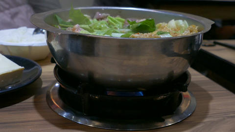 hotpot side 1 Footage