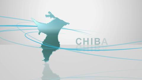 H Dmap c 12 chiba Stock Video Footage