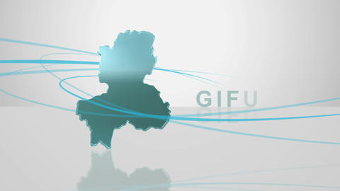 H Dmap c 21 gifu Stock Video Footage