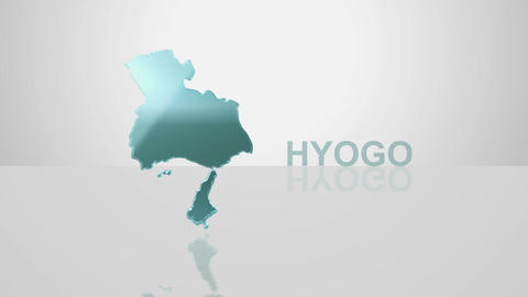 H Dmap c 28 hyogo Stock Video Footage