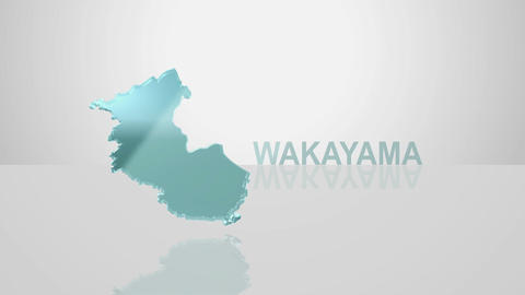 H Dmap c 30 wakayama Stock Video Footage