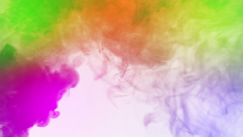 Colored smoke Stock Video Footage