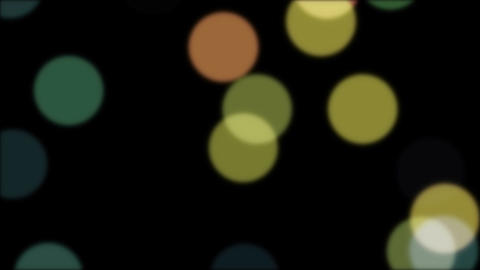 particle 02 Stock Video Footage