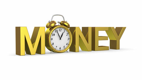 Time is money Animation