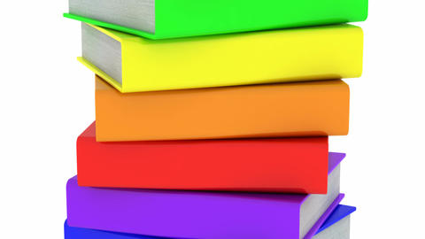 Books Animation