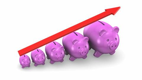 Growth of Savings Animation