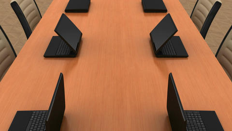 Conference Table Animation