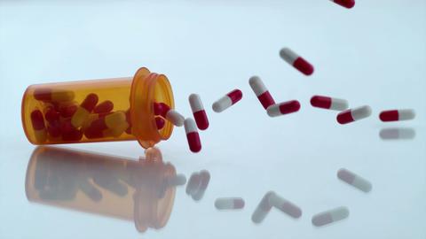 Fall Pills Footage