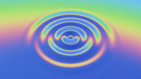 Rippple rainbow 01 Animation