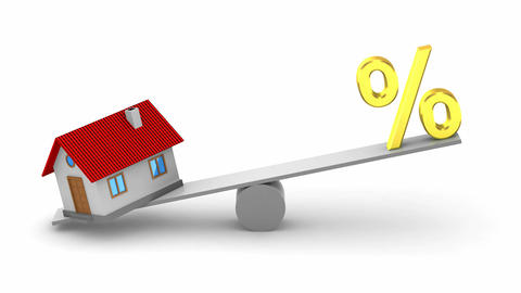 Choice mortgage loan Animation