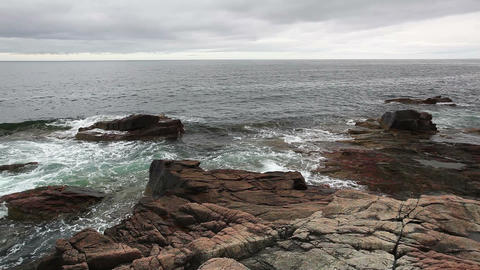 Acadia National Park Footage