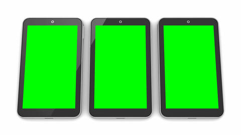Digital Tablets Animation