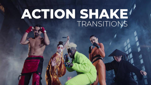 Action Shake Transitions