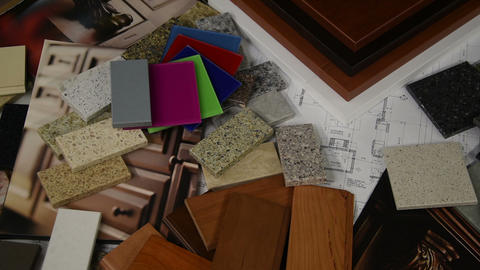 Kitchen remodeling selection 1 Footage