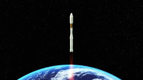 ロケット Animation