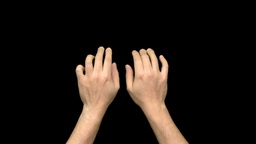 Touchscreen Gestures Stock Video Footage