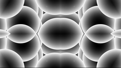 rays light and fiber optic in glass balls,shaped as... Stock Video Footage