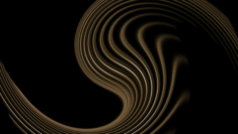 swirling chocolate footage,curve,Tai Chi pattern.romantic,material,particle,symb Animation