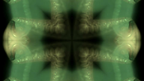 flower shape tunnel ripple transport ovule,Rippling water... Stock Video Footage