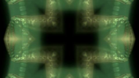 flower shape tunnel ripple transport ovule,Rippling water waves,pulse instrument Animation