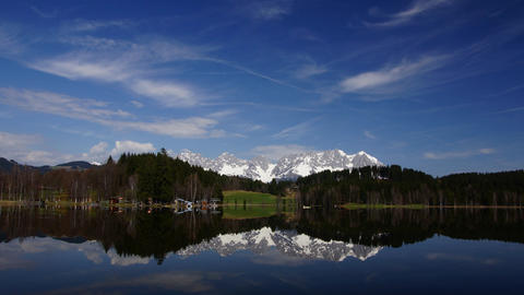 Schwarzsee Stock Video Footage