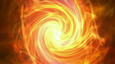 Solar storms,flame hurricane,swirl fire cyclones shaped... Stock Video Footage