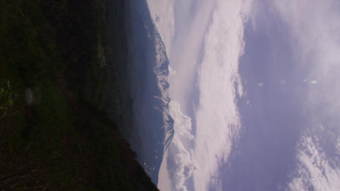 御嶽山 Footage