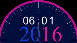 Happy New Year Countdown 2017Timer Animation (.mp4) Animation