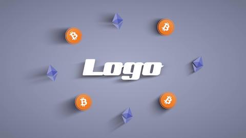 Bitcoin Crypto Logo