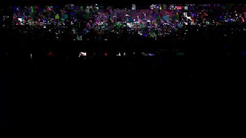 Digital noise12, CG動画素材