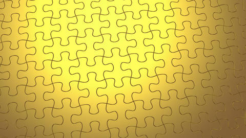 Animated Puzzles Animation