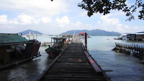 Pangkor Island, Malaysia Live Action