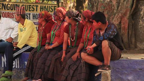Pokhara holiday Footage