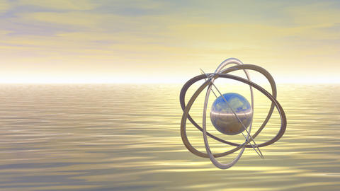 Sphere, CG動画素材
