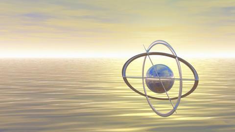 Sphere CG動画